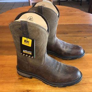 Ariat Groundbreaker Work Boots